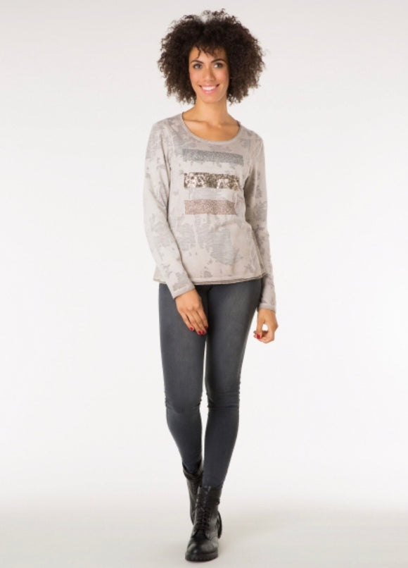 Acorn Long Sleeved Top by Yest