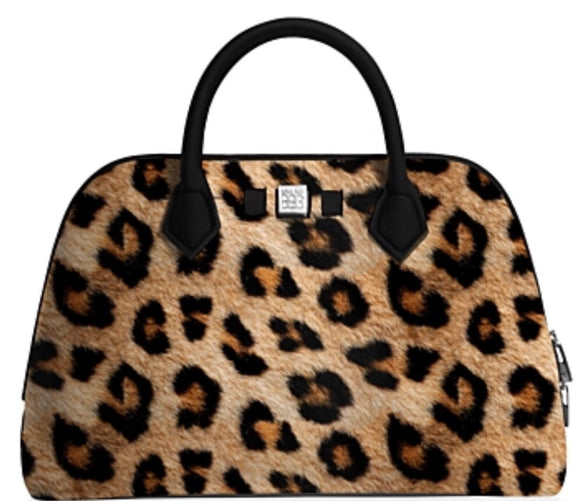 Princess Midi Printed in Leopard by Save My Bag