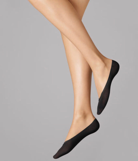 Cotton Footsies by Wolford