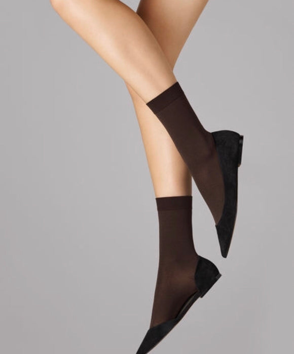 Cotton Socks by Wolford