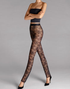 Lace Leggings by Wolford