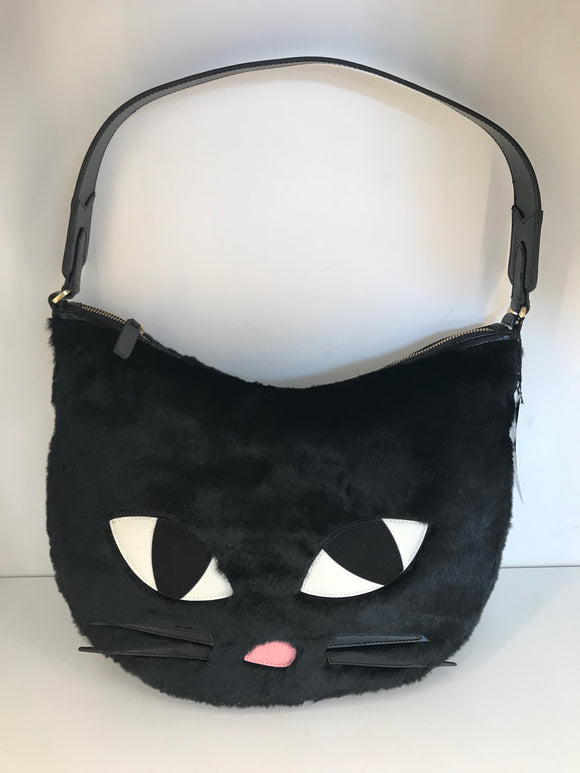 Furry Kooky Cat Freddie by Lulu Guinness