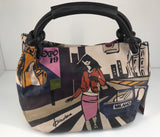 Milano Painted Gemma Bag