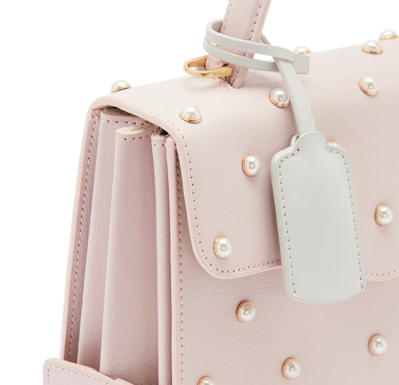 Small Queenie in Blush by Lulu Guinness