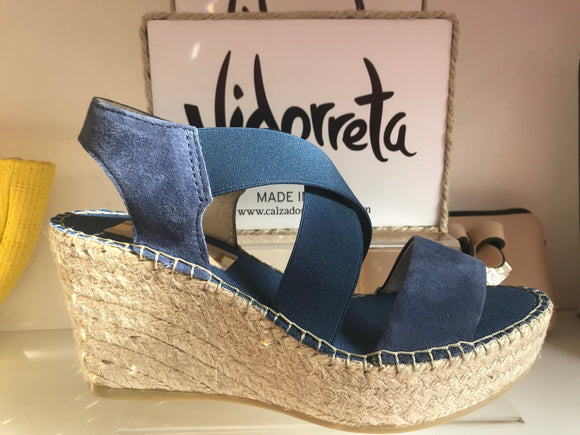 Jean Denim SAndal by Vidorreta