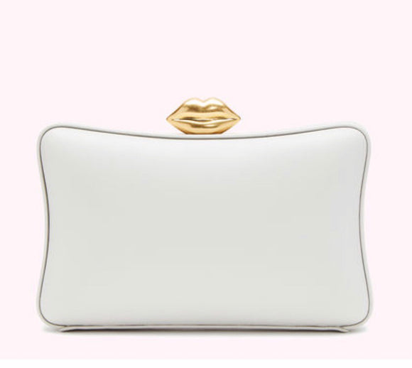 Smooth Lavinia in Oyster by Lulu Guinness