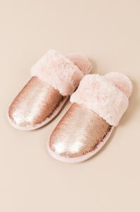 Kasha Slipper Pink By Pia Rossini