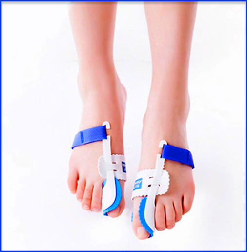 Adjuster Bunion Corrector (1 PAIR)