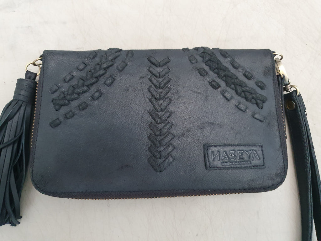 Sample Sale - Cabo Wallet Black