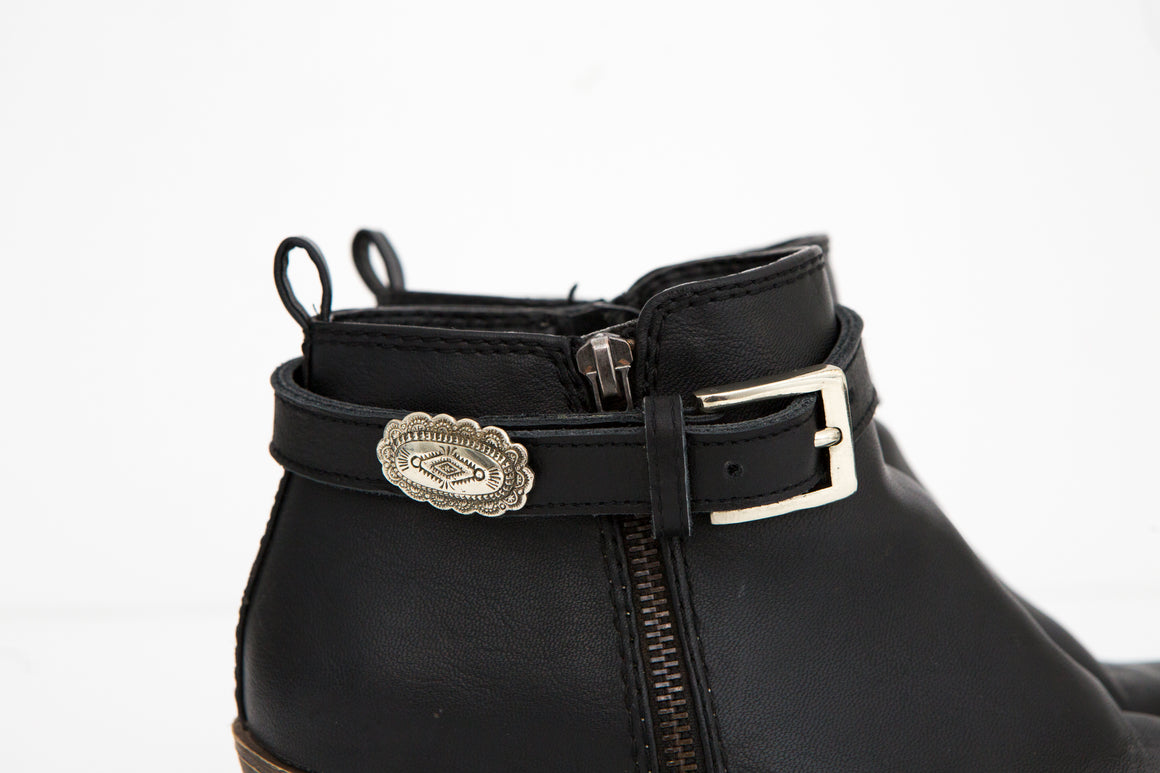 Desert Rose Boot Belt
