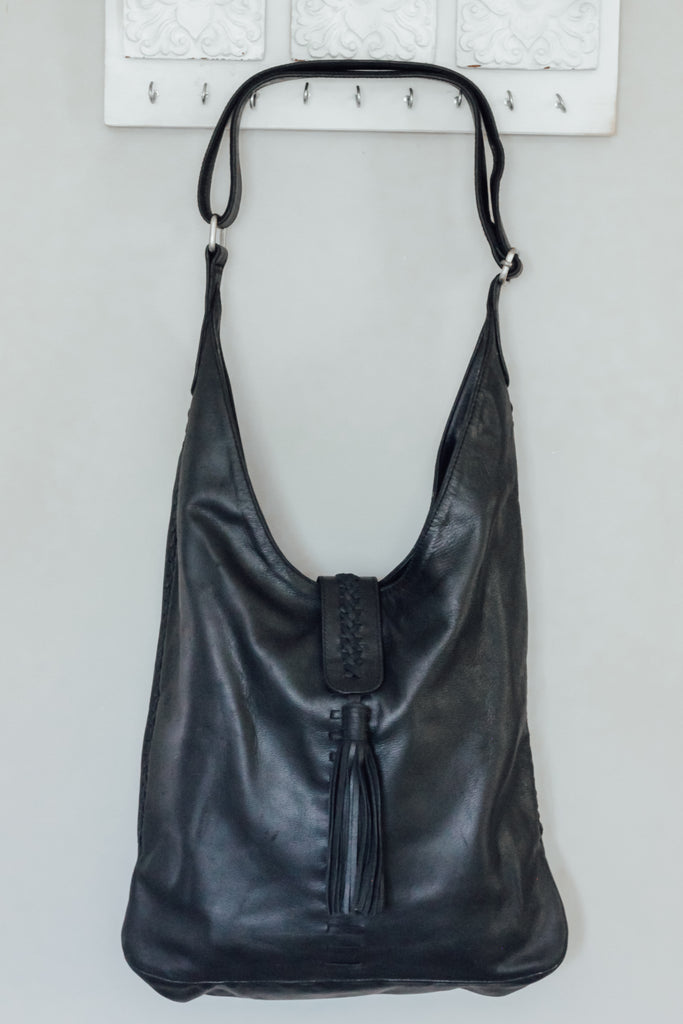 Arizona Slouch Bag - Black