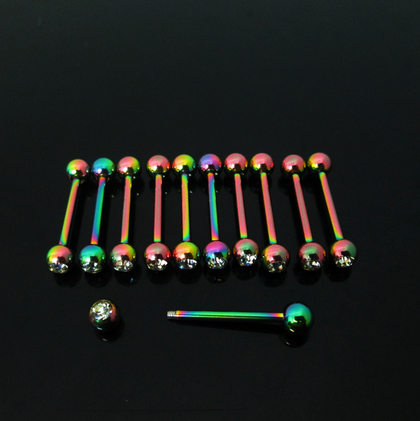 Tongpiercings Titanium