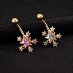 Lucky star Navelpiercing - Piercings4you