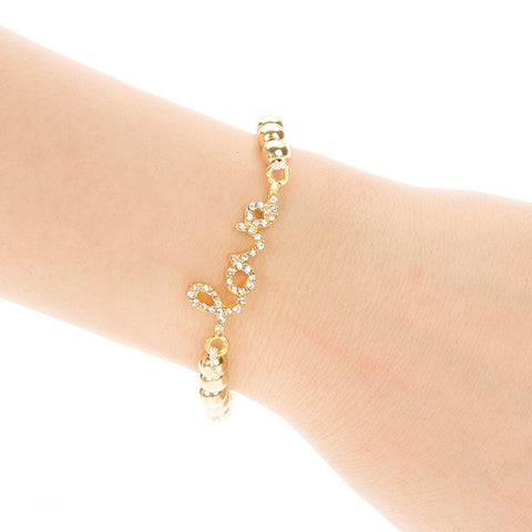 Shiny love Armband - Piercings4you