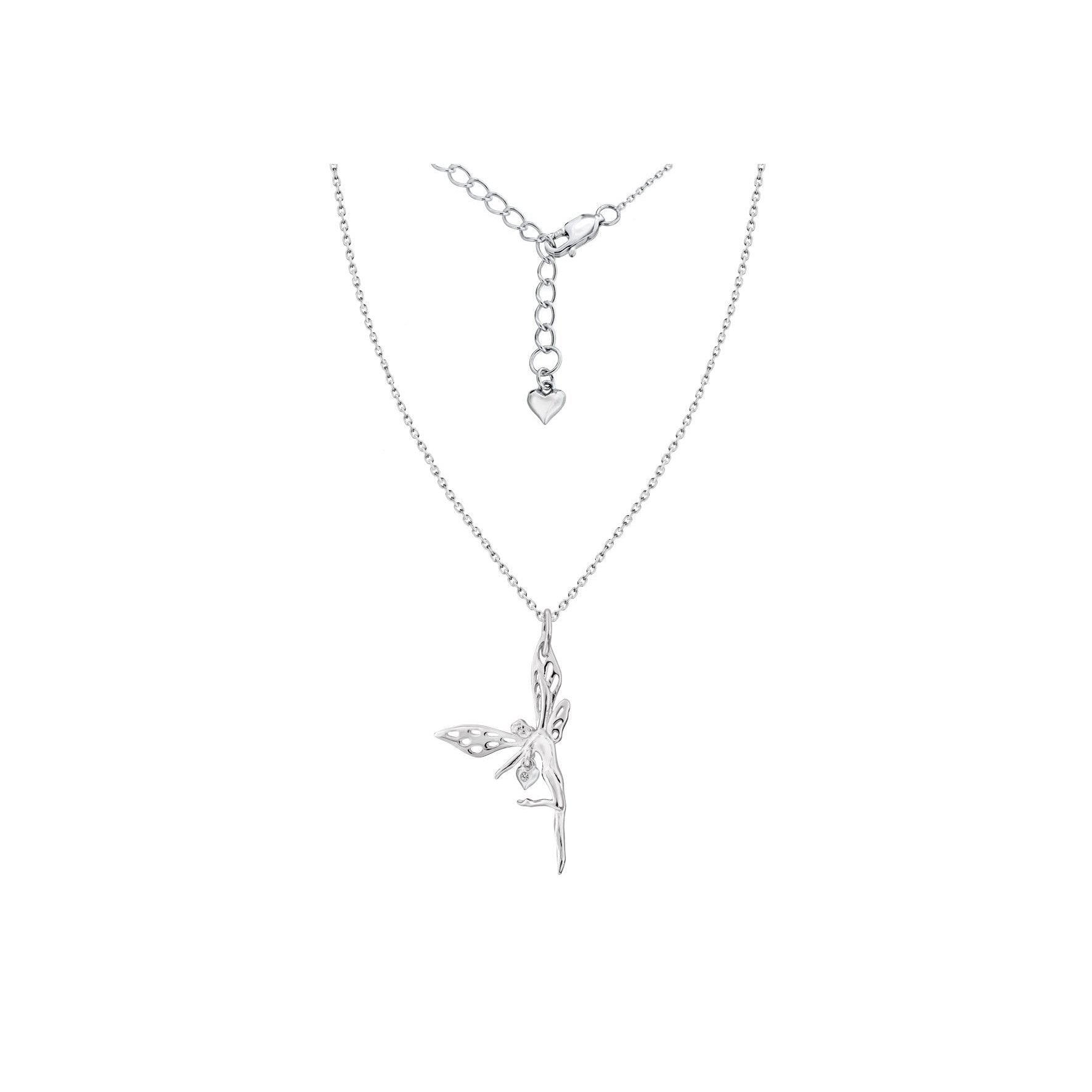 buy green floyd jewelers fairy necklace cross pendant tale online