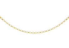 9ct Yellow Gold 65pg Round Belcher Chain