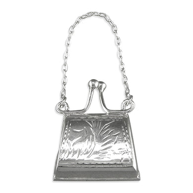 Sterling Silver Small Engraved Purse Gifts