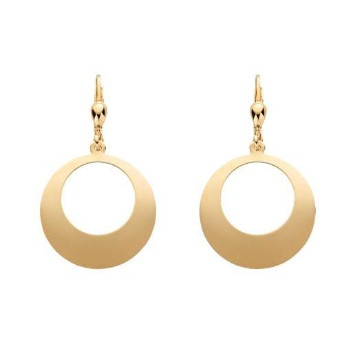 9ct Yellow Gold Fancy Drops - Queen of Silver