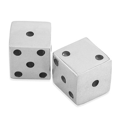 Sterling Silver Pair Of Dice Gifts