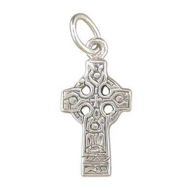 Sterling Silver Small Celtic Cross