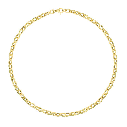 9ct Yellow Gold Ladies 18