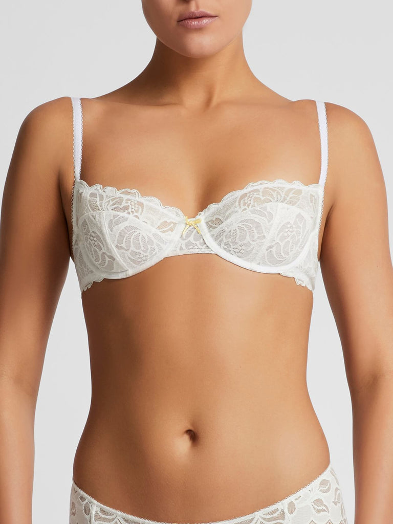 Stretch Balconette Underwired Bra