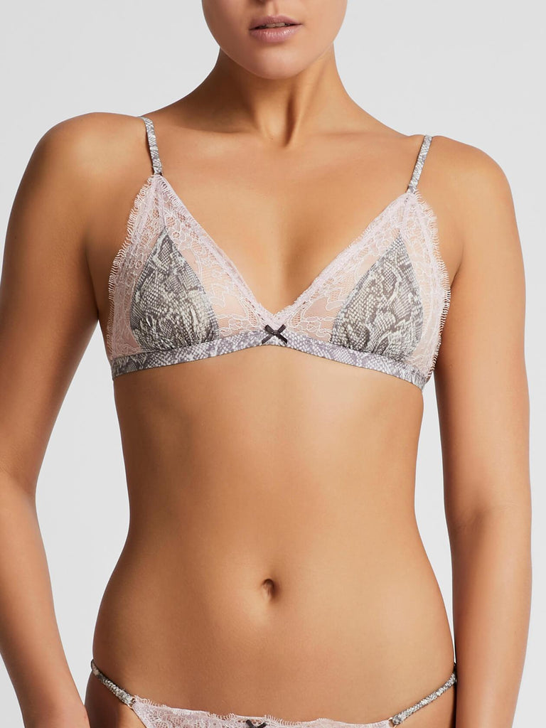 WIld Triangle Bra