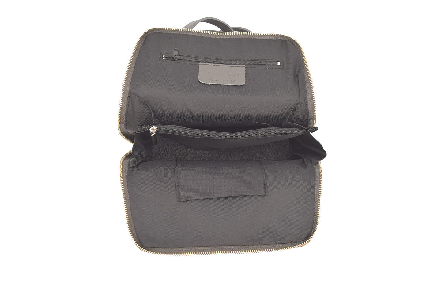 Dark Grey 3 in 1 - backpack / rucksack, cross body bag, and hand bag in one.