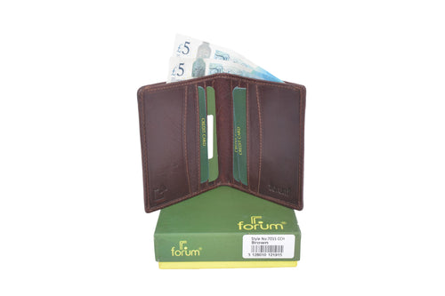 Forum 7055 Compact cardholder wallet