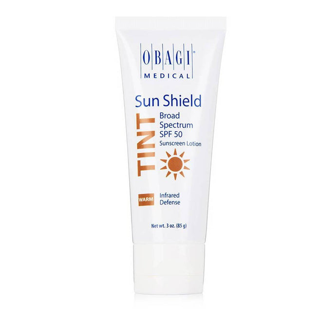 OBAGI Sun Shield SPF50 85ml Tint Warm
