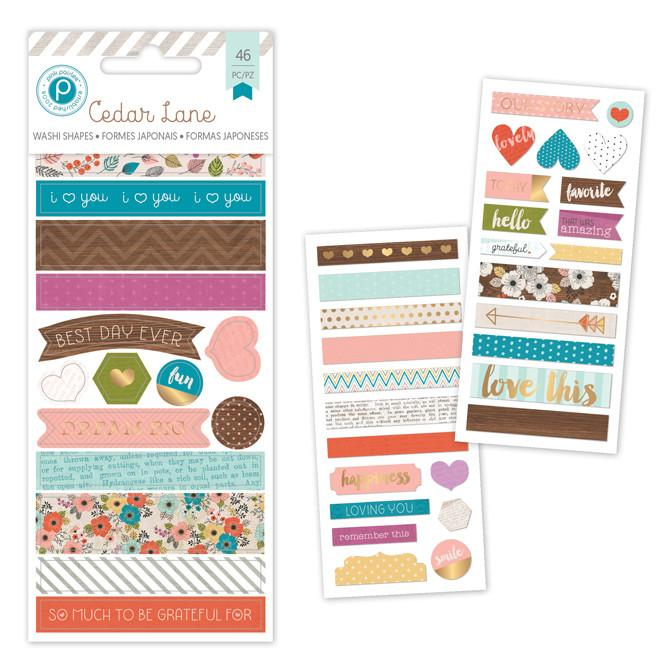 Washi Book Cedar Lane