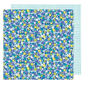 Papel  Bell Bottom Blue Stay Colorful