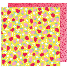 Papel Retro Garden Stay Colorful