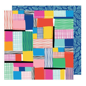 Papel  Patchwork On A Whim