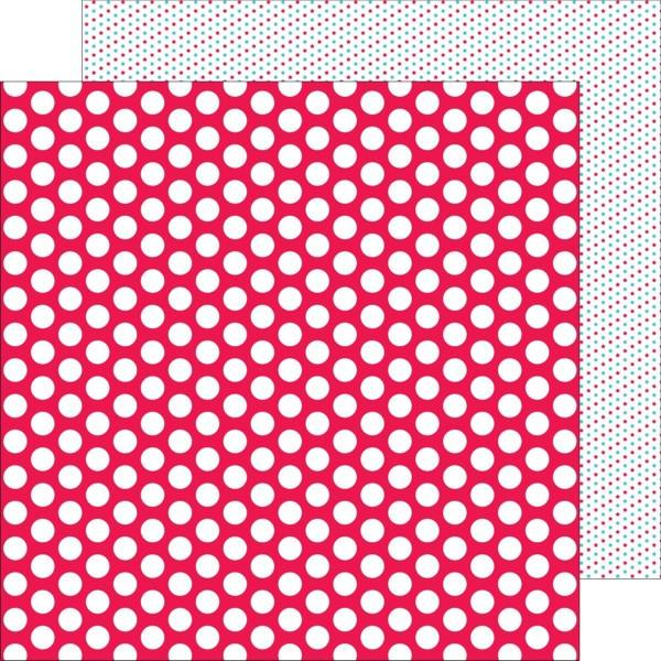 Papel Declaration Dots   4th of July