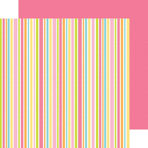 Papel   Rainbow Ribbons  Hello Sunshine.