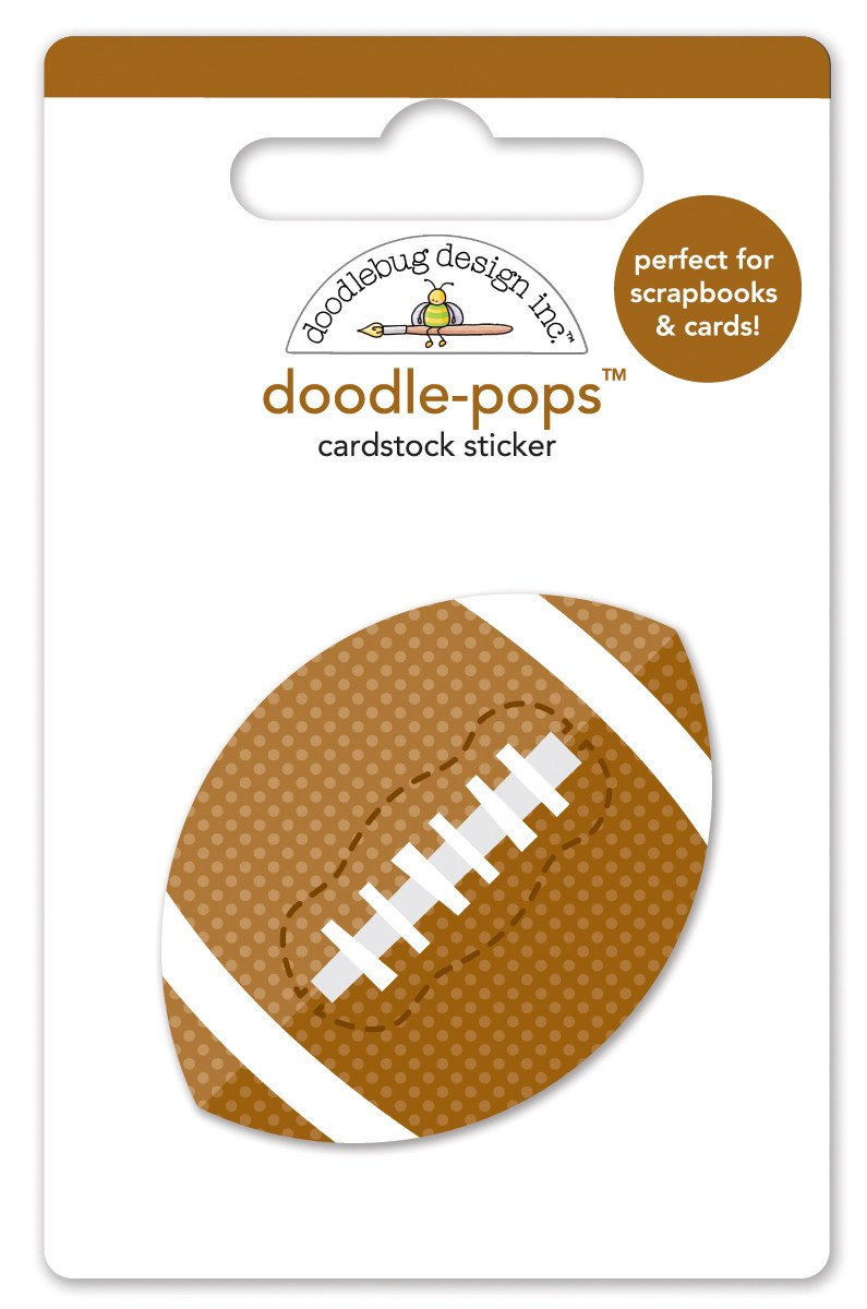 Doodle-Pops Football