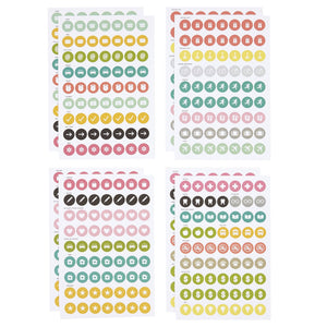 Calendar   Stickers Carpe Diem