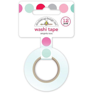 Washi Tape Delightful Dots  Sweet Things