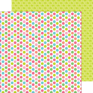 Papel Polka-Dot Party Fun in the Sun