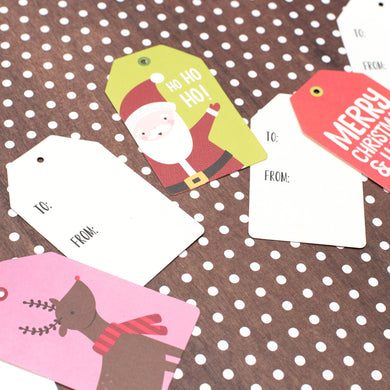 Hello Jolly Gift Tags