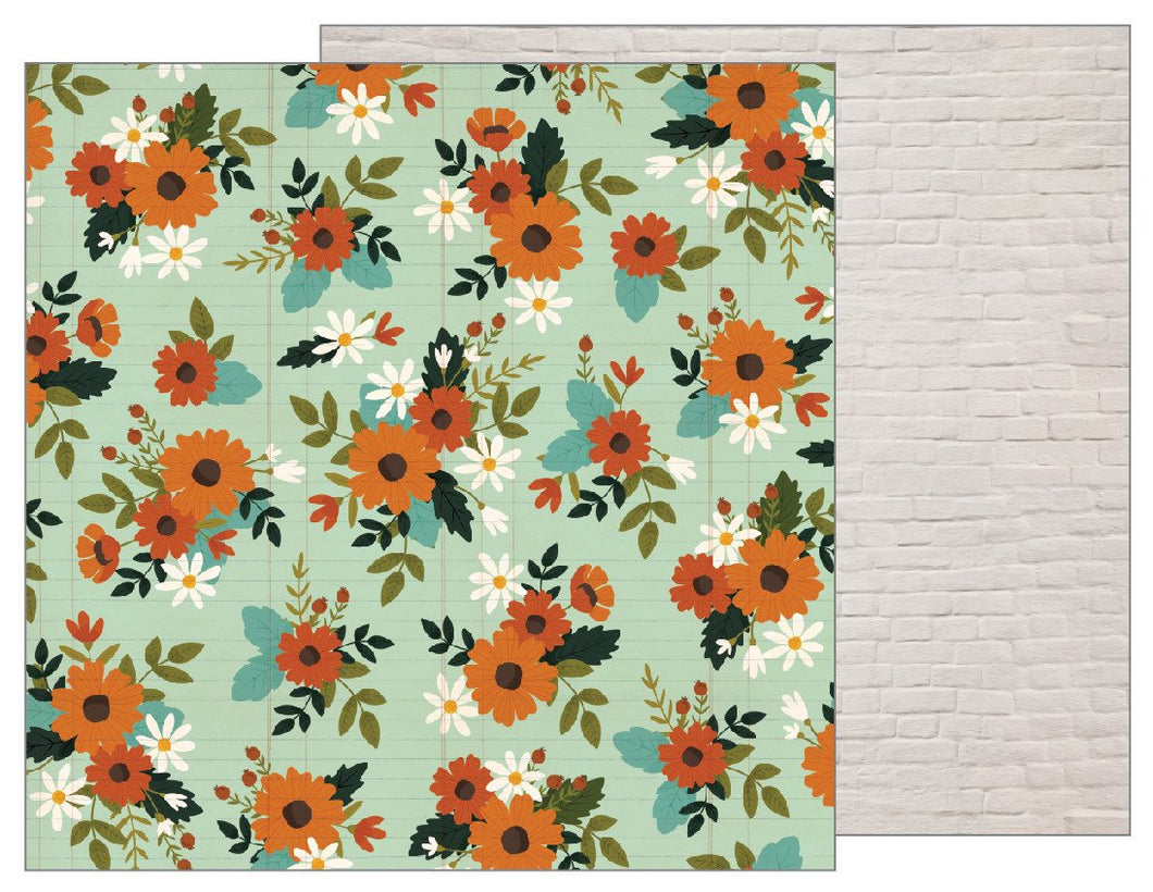 Papel Fall Bouquet Warm & Cozy