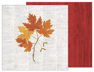 Papel  Fall Botanical Warm & Cozy