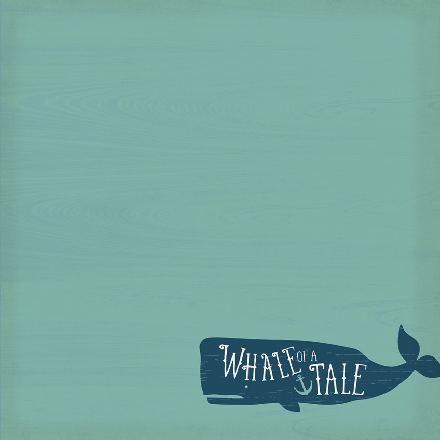 Papel Tail Tales By tHe Sea