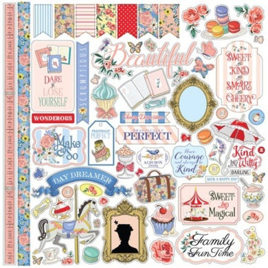 Sticker Sheet Practically Perfect