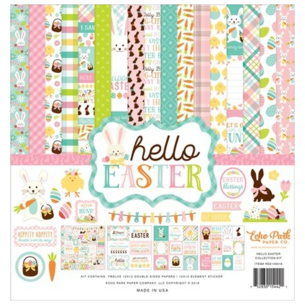 Hello Easter Collection Kit
