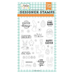 Easter Blessings Stamp