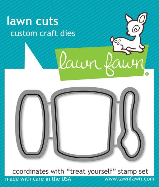 Treat Yourself Dies. Lawn Cuts