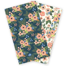Fancy Flora Travelers Notebook Insert -Blank