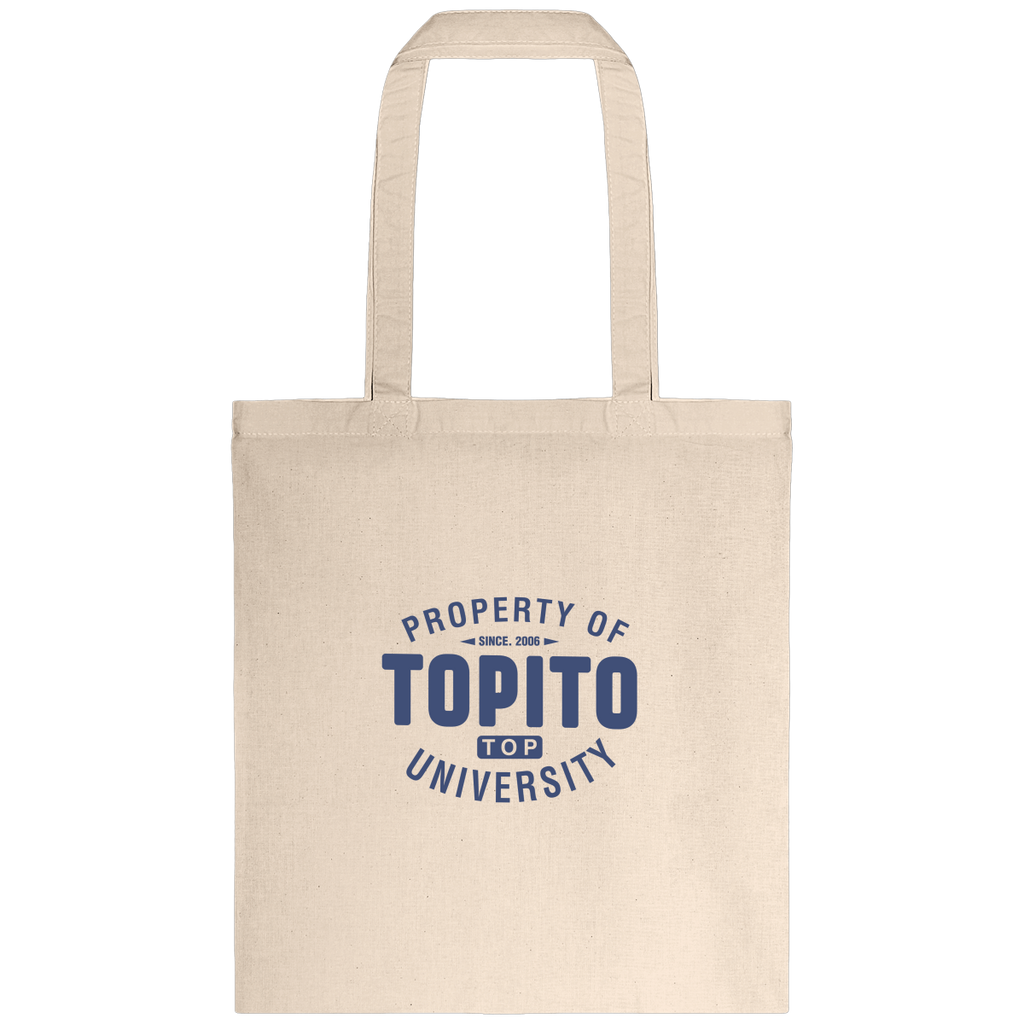 Tote Bag Property of Topito